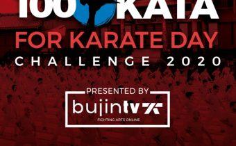 Svetový deň karate 25.10.2020
